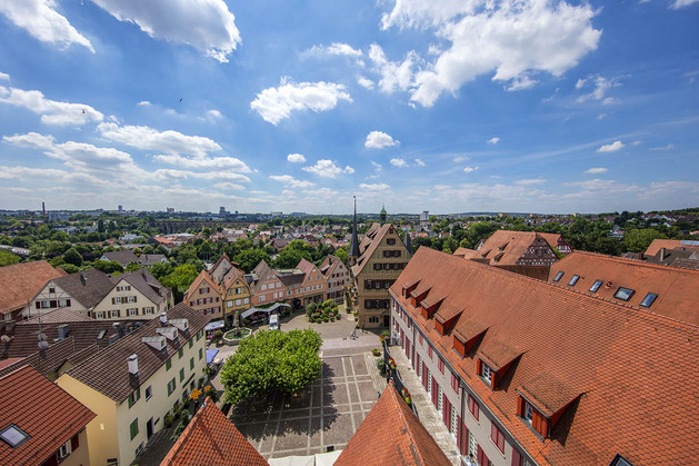 Marktplatz   Bild: Achim Mende
