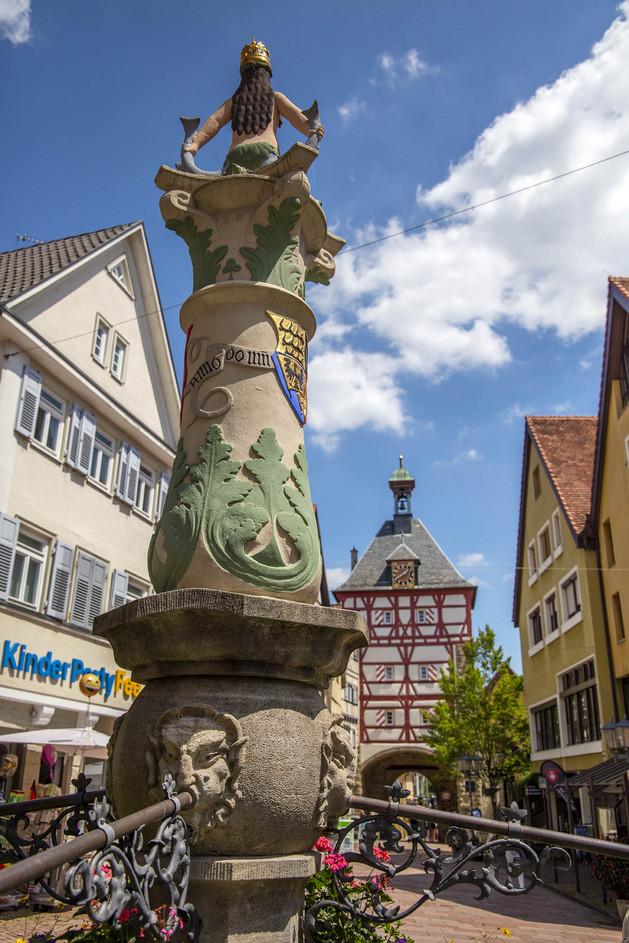 Fräuleinsbrunnen  Bild: Achim Mende