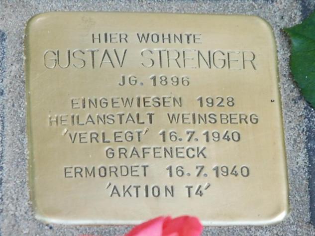 Gustav Strenger