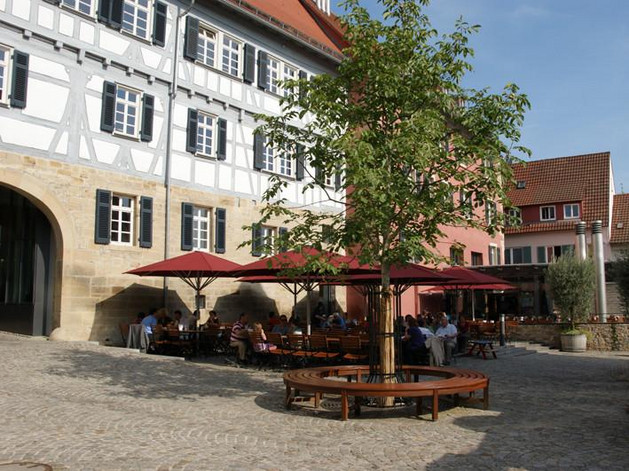 Bietigheimer Schloss Detailansicht 5