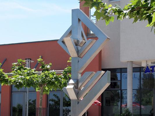 Raumzeichen am Wege (Stadtzeichen),