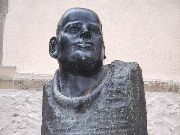 Porträt Dietrich Bonhoeffer