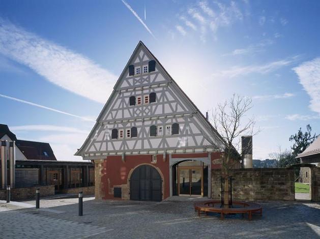 Bietigheimer Schloss Detailansicht 1