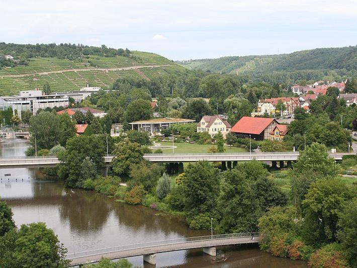 Stadtansicht Grüne Mitte Bietigheim-Bissingen