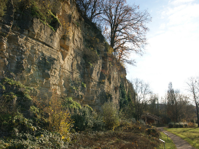 Geologische Führung