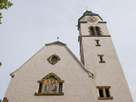 Jugendstilkirche (Metterzimmern)
