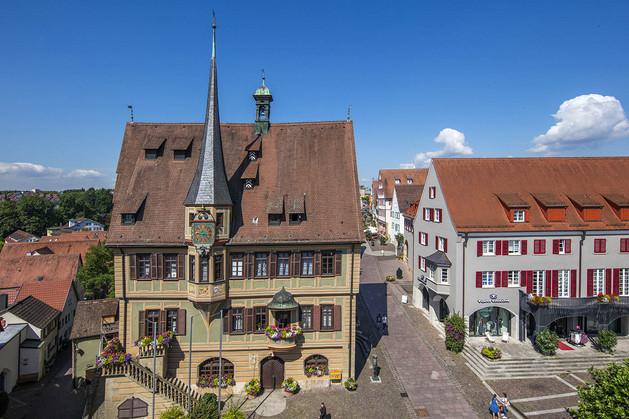 Rathaus Bietigheim  Bild: Achim Mende