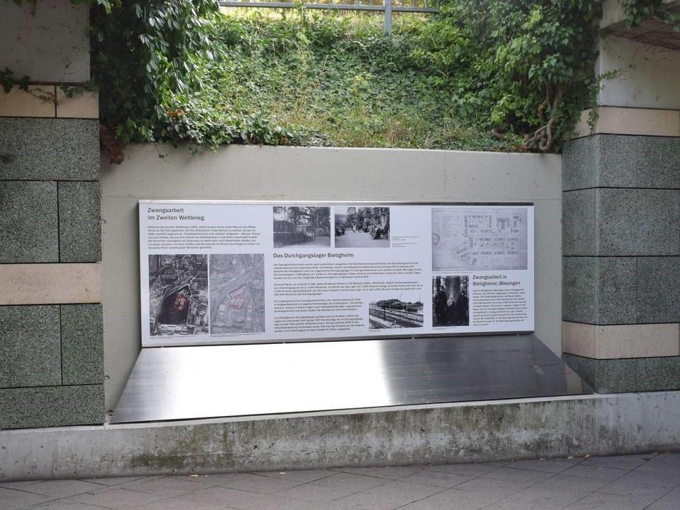 Station 3a Informationstafel