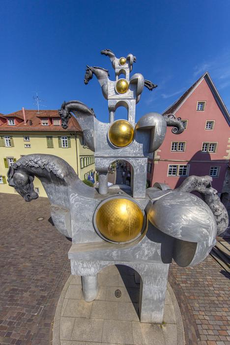 Turm der grauen Pferde  Bild: Achim Mende