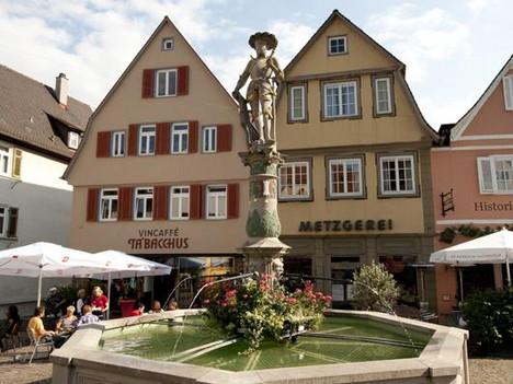 Marktbrunnen / Wappner