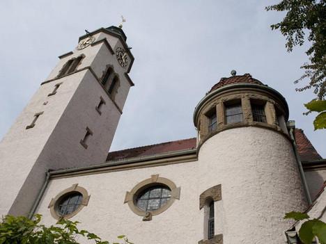 Jugendstilkirche Bild 2